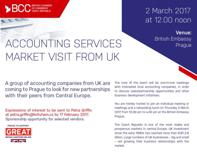 Accounting Services Market Visit