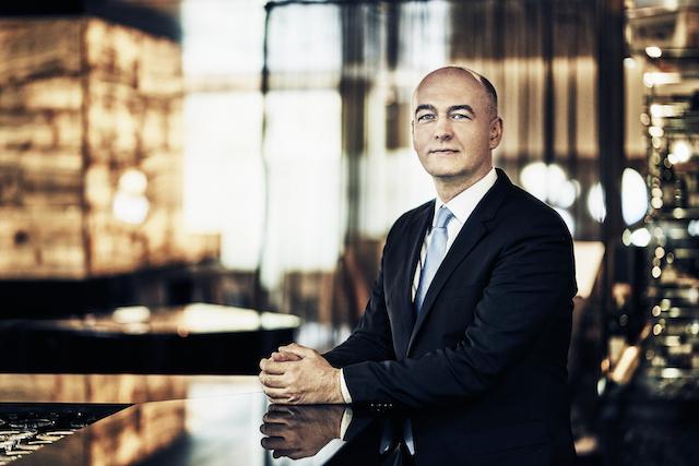 Tomáš Máčala, General Manager of the Company Best Western Premier Hotel International Brno